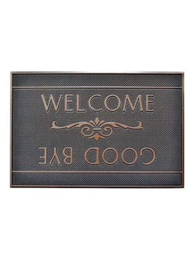 ΠΟΔΟΜΑΚΤΡΟ ΚΑΟΥΤΣΟΥΚ  WELCOME - GOOD BYE 40x60 εκ.
