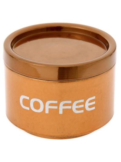 ΜΕΤΑΛΙΚΟ KOYTI COFFEE ΜΠΡΟΝΖΕ Φ13Χ9,