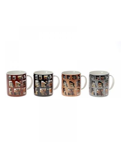 ΚΟΥΠΑ ΣΚΟΥΡΗ COFFEE 8.5Χ9.5