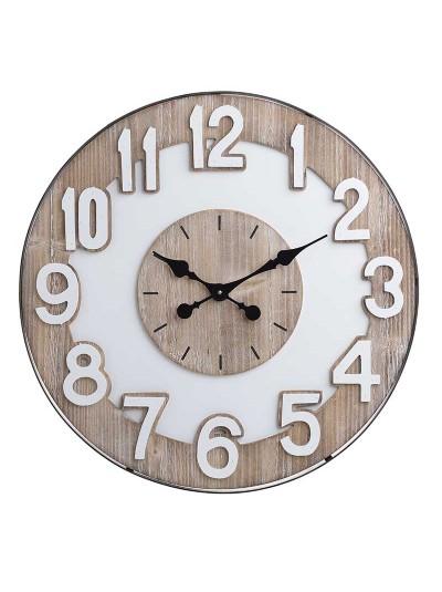 Ρολόι Τοίχου 3-20-484-0423