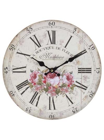 Ρολόι Τοίχου 3-20-773-0077