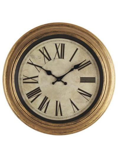 Ρολόι Τοίχου INART σε μπρονζέ χρώμα