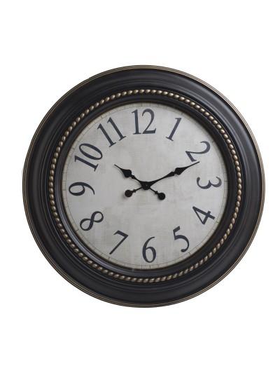 Ρολόι Τοίχου INART Καφέ