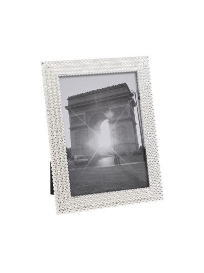 INART Μεταλλική Επάργυρη Κορνίζα 10X15 Ασημί Κωδικός: 3-30-056-1671