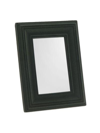 INART Ξύλινη Κορνίζα 10Χ15 Με Βελούδινη Επένδυση Πράσινο Χρώμα Κωδικός: 3-30-104-0086