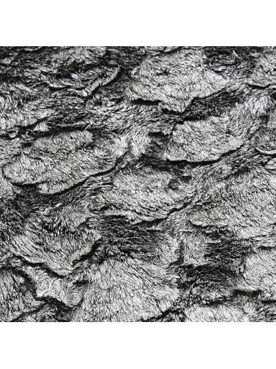 INART Ριχτάρι Ασημί-Μαύρο Κωδικός: 3-40-208-0076 Διαστάσεις: 140Χ160 Εκατοστά