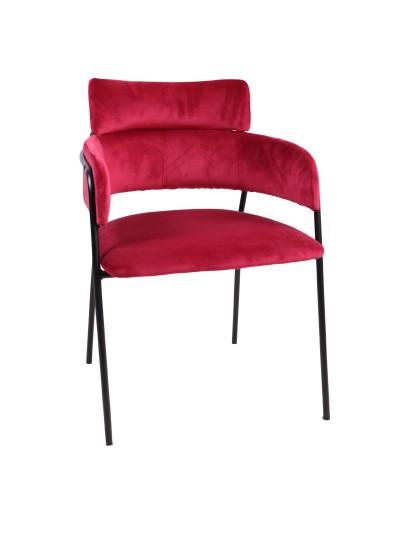 Καρέκλα Βελούδινη