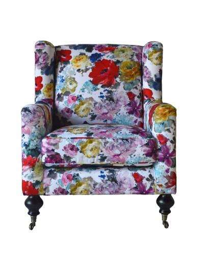 INART Μπερζέρα Floral Κωδικός: 3-50-177-0016