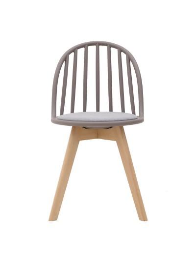 Καρέκλα PP/Ξύλινη