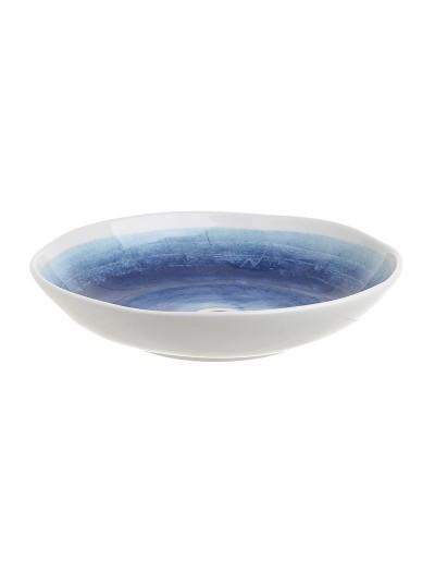 INART Κεραμικό μπωλ με σχέδιο μάτι σε λευκό/μπλε χρώμα. ΚΩΔ.: 3-60-017-0019