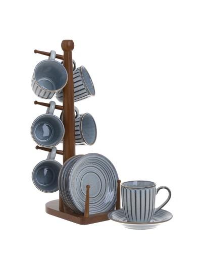 Φλυτζάνι Καφέ Σετ Των 6