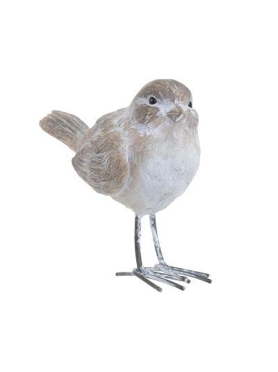 Πουλί Polyresin Διακοσμητικό