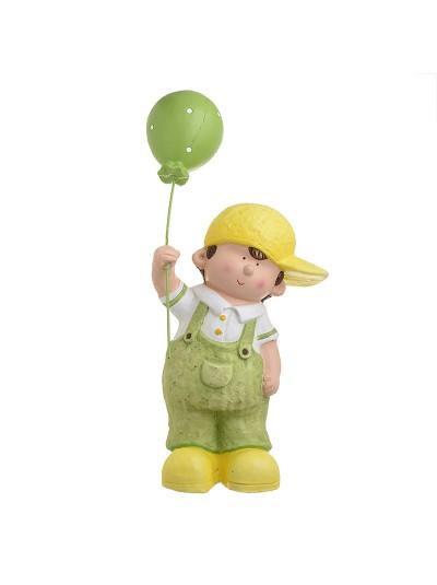 Αγόρι Με Μπαλόνι