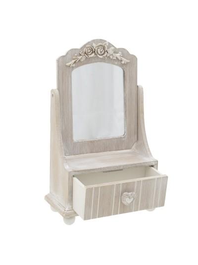 Μπιζουτιέρα Με Καθρέπτη  INART Κωδικός: 3-70-147-0017