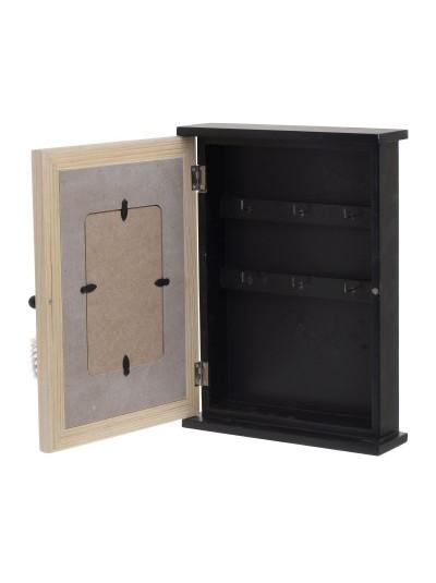 Ξύλινη Κλειδοθήκη