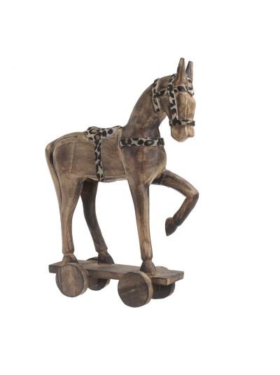 Ξύλινο Άλογο 3-70-815-0047