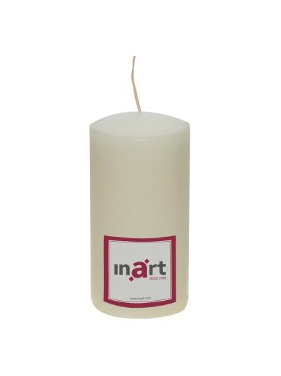 INART Κερί Παραφίνης Εκρού Κωδικός: 3-80-474-0014