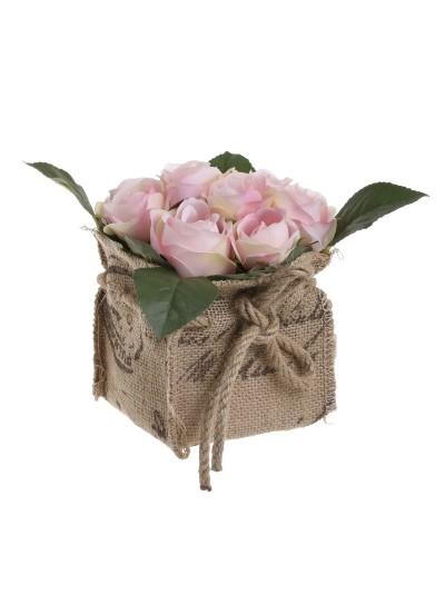 Λουλούδι Σε Γλαστράκι INART Κωδικός: 3-85-929-0043