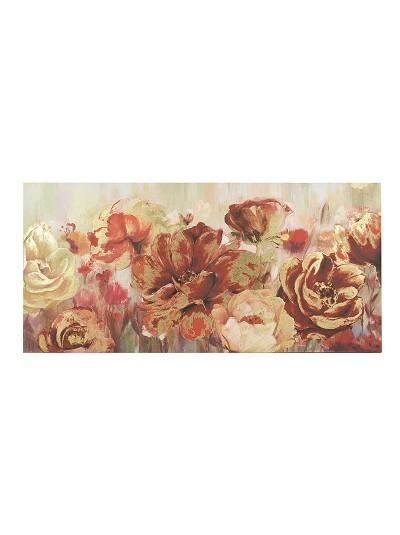 "INART Πίνακας Με Τυπωμένο Καμβά ""Τριαντάφυλλα"" Κωδικός: 3-90-006-0137 Διαστάσεις: 150X2Χ70 Εκατοστά"