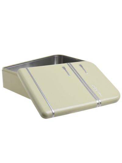 INART Δοχείο Με Καπάκι Εκρού με Θέμα Ψυγείο Κωδικός: 6-60-229-0009 Διαστάσεις: 17,5Χ25Χ7 Εκατοστά