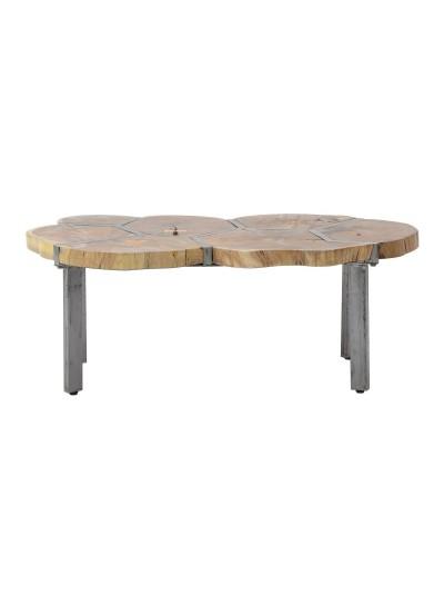 Ξύλινο/Mεταλλικό Τραπέζι 7-50-053-0007 7-50-053-0007