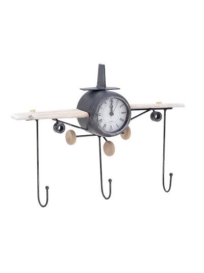 Ρολόι Τοίχου/Κρεμάστρα 3-20-874-0007