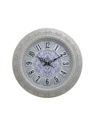 Inart Ρολόι Τοίχου 3-20-385-0072 3-20-385-0072