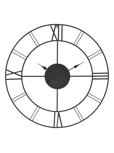 Inart Ρολόι Τοίχου 3-20-463-0037