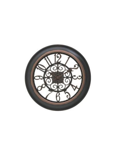 Inart Ρολόι Τοίχου 3-20-925-0026 3-20-925-0026