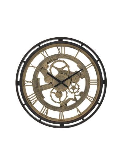 Inart Ρολόι Τοίχου 3-20-925-0027