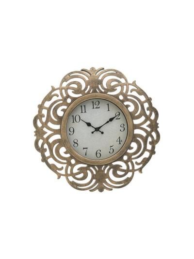 Inart Ρολόι Τοίχου 3-20-925-0034 3-20-925-0034