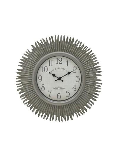 Inart Ρολόι Τοίχου 3-20-925-0036 3-20-925-0036