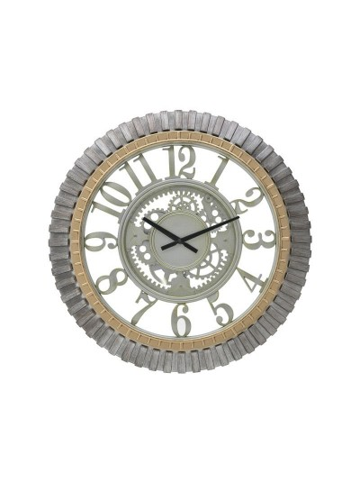 Inart Ρολόι Τοίχου 3-20-925-0037 3-20-925-0037