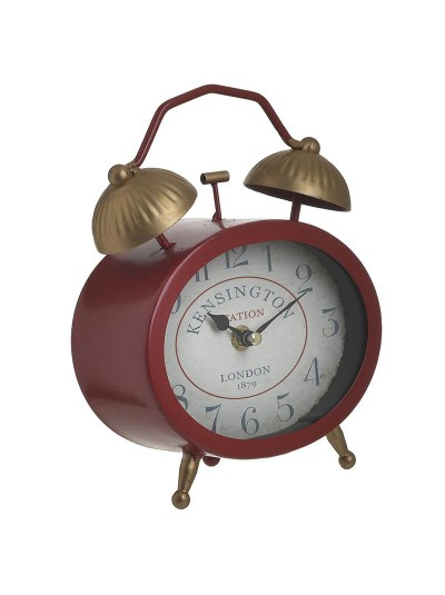 Inart Επιτραπέζιο Ρολόι 3-20-977-0304 3-20-977-0304