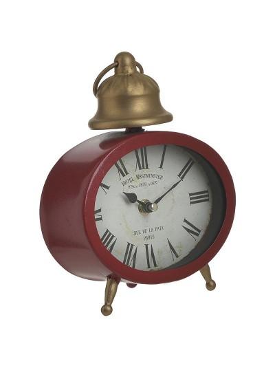 Inart Επιτραπέζιο Ρολόι 3-20-977-0306