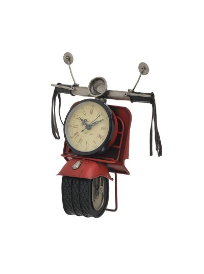 Inart Επιτραπέζιο Διακοσμητικό/Ρολόι 3-70-726-0267 3-70-726-0267