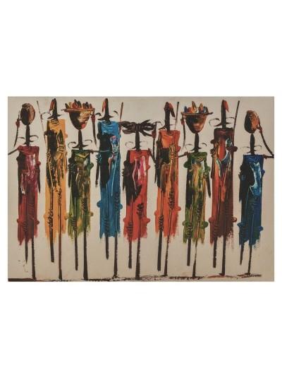 Inart Πίνακας Καμβάς 3-90-011-0003