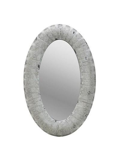 Inart Καθρέπτης Τοίχου 3-95-609-0001