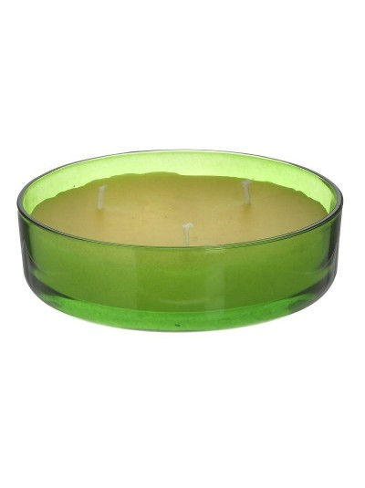 Inart Αντικουνουπικό Κερί Citronella 6-80-933-0007
