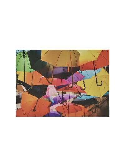 Inart Πίνακας Καμβάς 6-90-011-0004