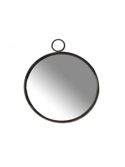 Καθρέφτης Μεταλλικός Στρογγύλος 36 Εκατοστών