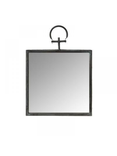 Καθρέφτης Μεταλλικός Τετράγωνος 34Χ34 Εκατοστών