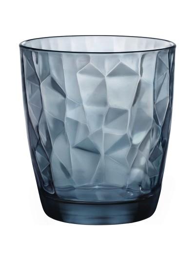 Ποτήρια 305ML Σετ 6 Bormioli Rocco σε Σκούρο Μπλε Χρώμα