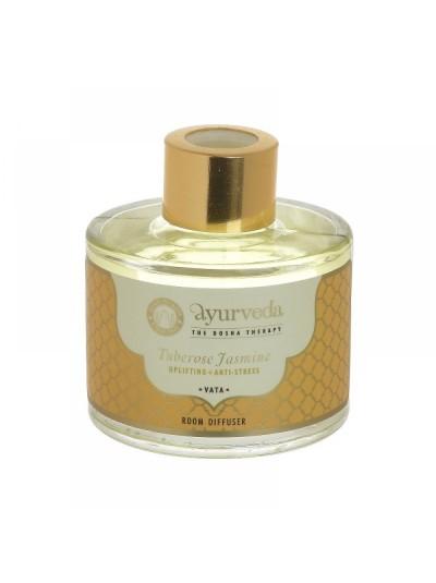 Αρωματικό Χώρου  AYURVEDA Με Sticks 120ml Κωδικός: 6-70-933-0004Tuberose Jasmine