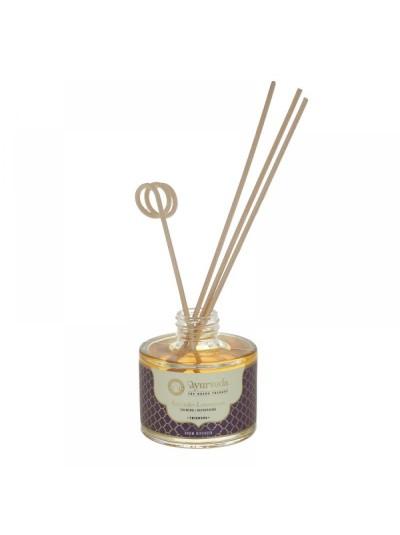 Αρωματικό Χώρου  AYURVEDA Με Sticks 120ml Κωδικός: 6-70-933-0004Lavender Lemongrass