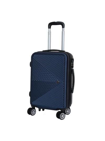 Βαλίτσα Ταξιδιού Μπλε INART Kωδικός: 6-70-059-0039 Διαστάσεις: 66Χ23Χ54 Εκατοστά