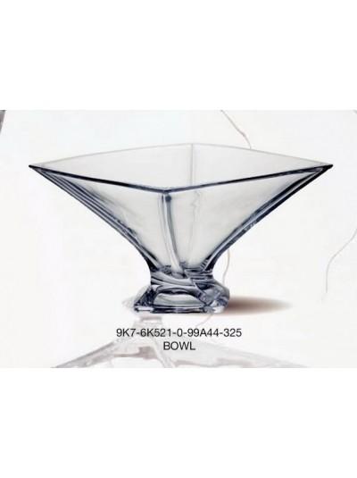 Κουπ Quadro Κρύσταλλο Βοημίας 32.5 Εκατοστά