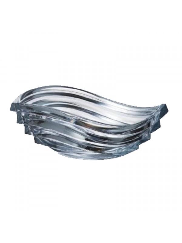 Κουπ Κρυστάλλινη Bohemia Crystal 330 Wave 16.5 Εκατοστά