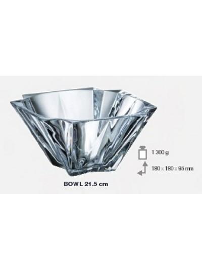 Κουπ Κρυστάλλινη Bohemia Crystal 215 Metropolitan 21.5 Εκατοστά