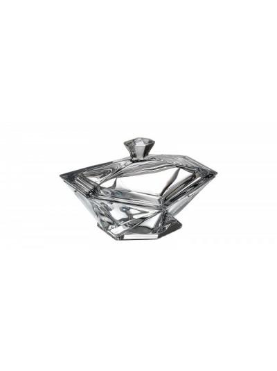 Φοντανιέρα Κρυστάλλινη Bohemia Crystal 225 Origami 22.5 Εκατοστά